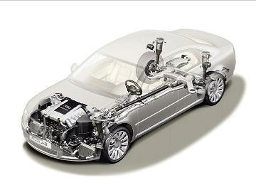 汽车总体布置形式有哪些(图) 发动机几种布置形式优缺点介绍