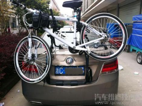 汽车自行车架如何安装?汽车自行车架安装方法介绍