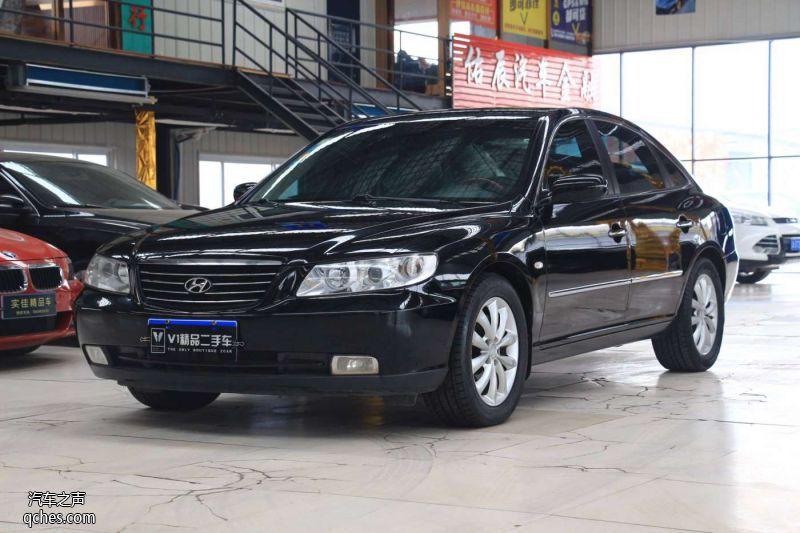 现代 雅尊 2006款 3.3 顶级型 3.3L