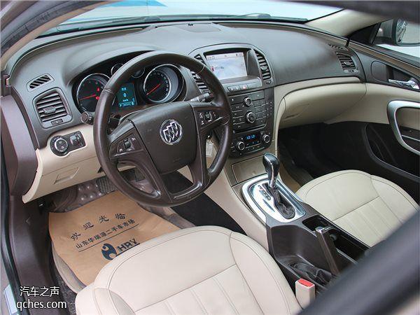 别克 君威 2009款 2.4L 旗舰版 济南二手车