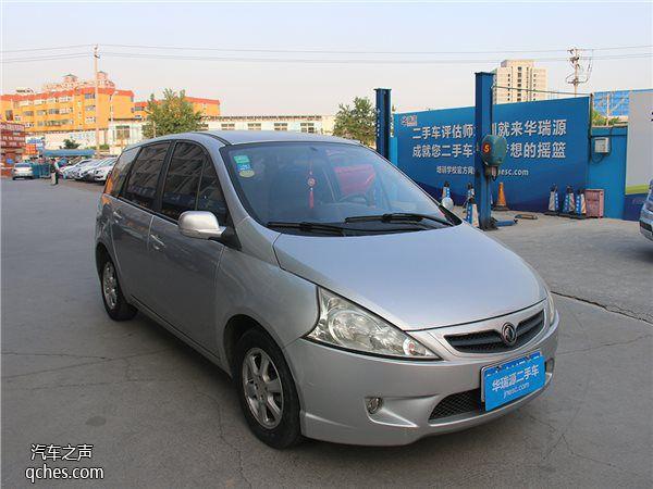 东风风行 景逸 2012款 XL 1.5L 手动舒适型 济南二手车