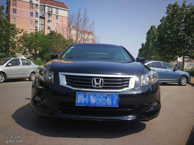 本田 雅阁 2007款 2.4L 自动舒适精典版 一手本田雅阁最高配