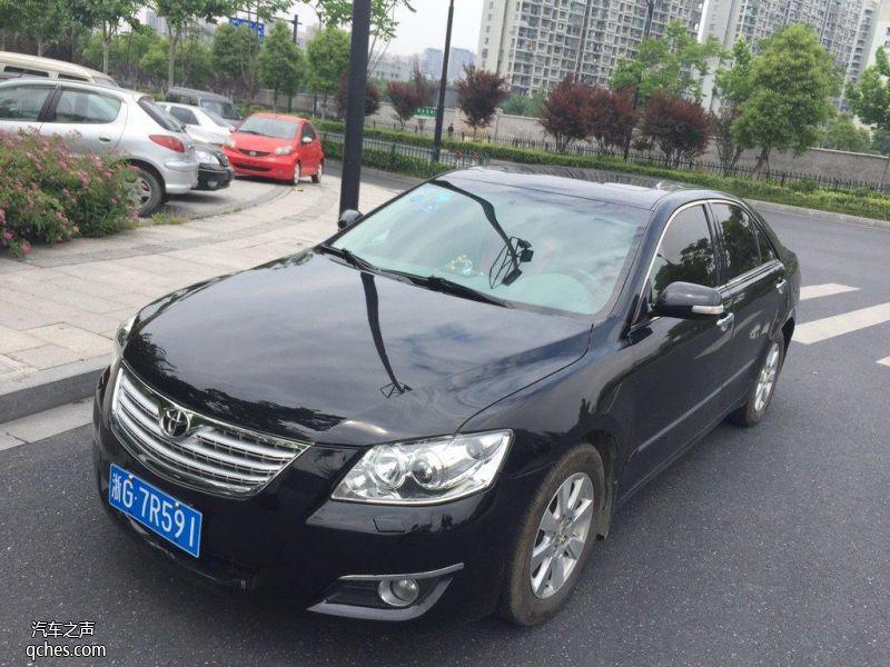 丰田 凯美瑞 2007款 200G 豪华版 杭州二手车交易市场