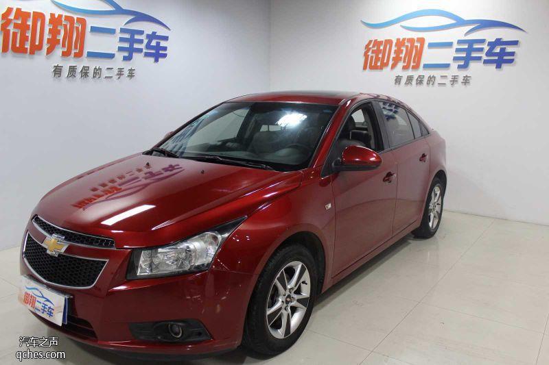 雪佛兰 科鲁兹 2012款 1.6L SE MT 精品车况上海二手车