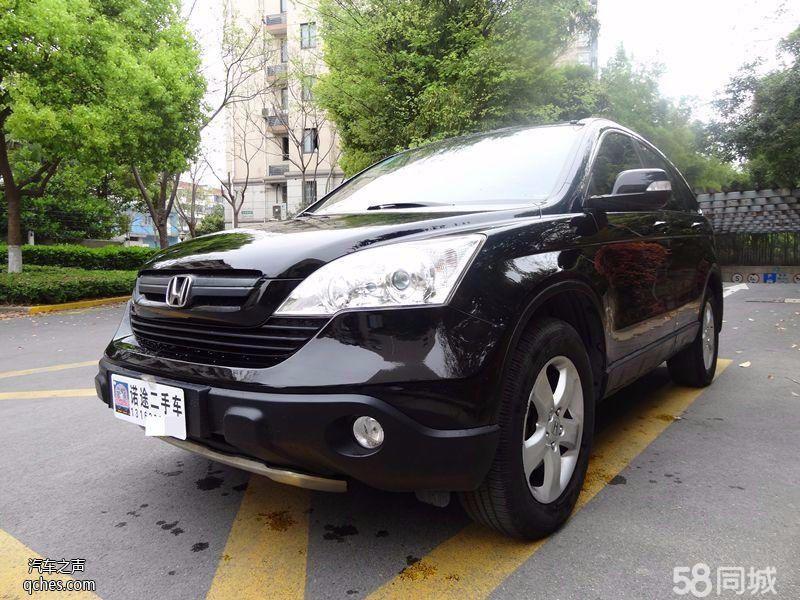 本田CR-V 2010款 2.0L 自动两驱都市版 上海二手车市场