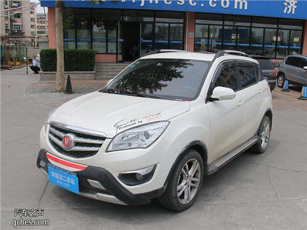 长安CS35 2015款 1.6L 手动豪华型 国IV 济南便宜二手车
