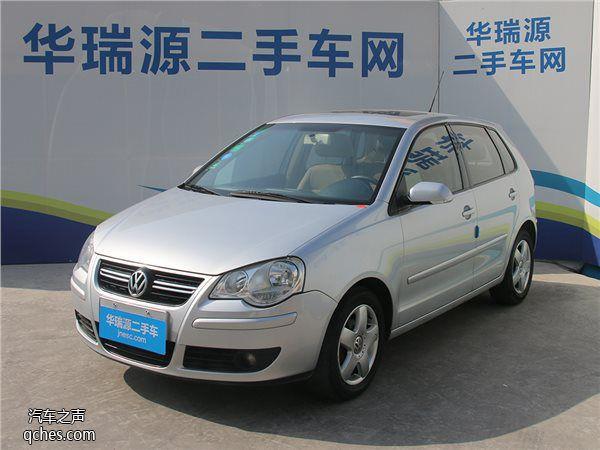 大众 POLO 2009款 劲情 1.6L 自动风尚版 济南便宜二手车