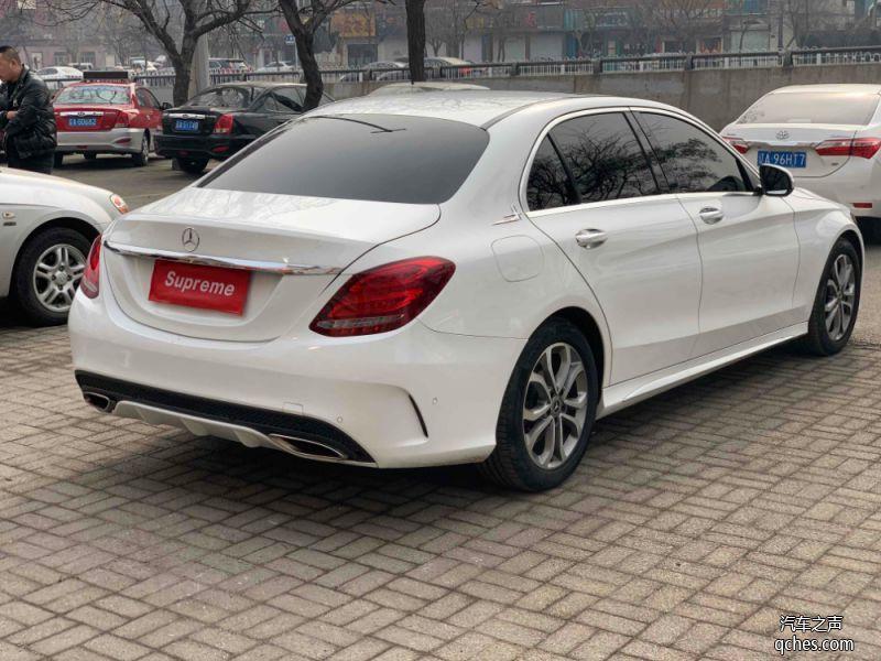 奔驰C级 2016款 C 180 L